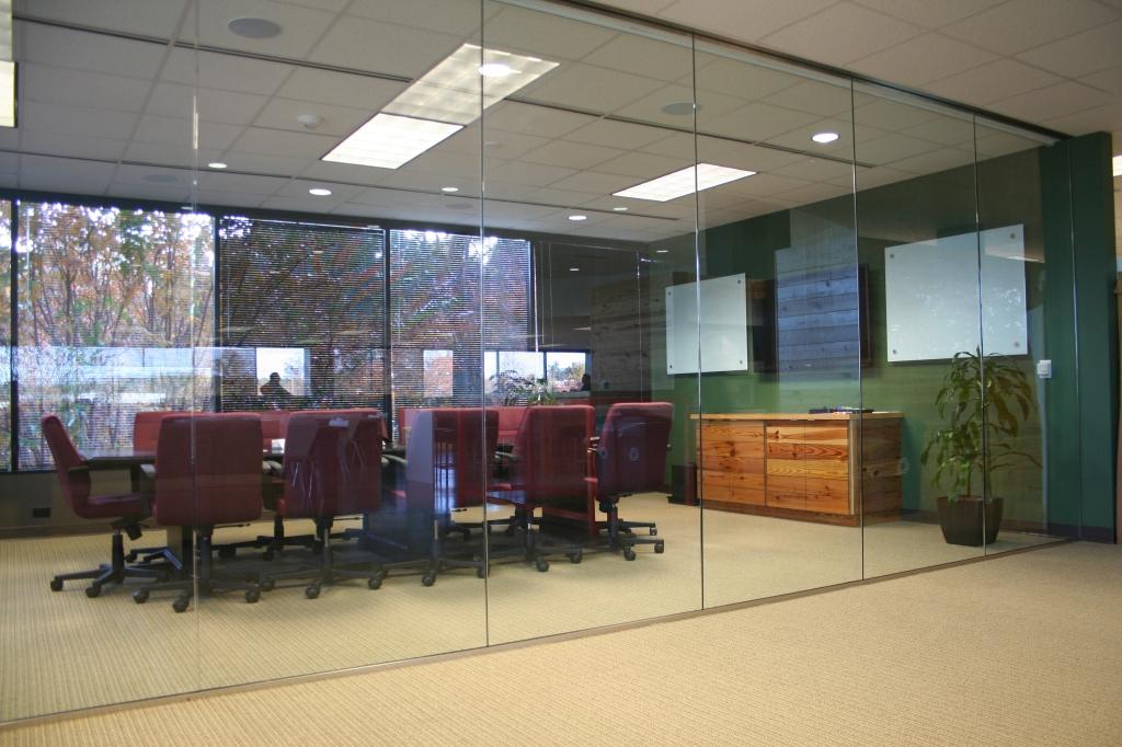 Frameless Heavy Glass Entrances